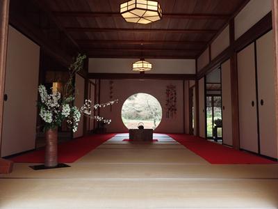 10明月院・悟りの窓.jpg