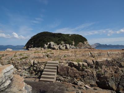 42奈留千畳敷と島.jpg